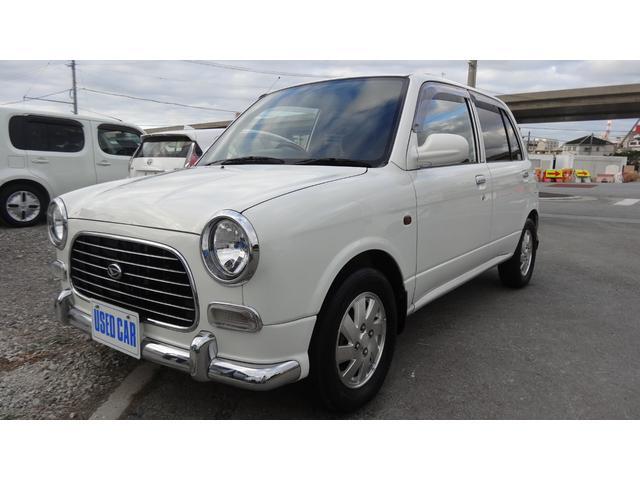「ダイハツ」「ミラジーノ」「軽自動車」「沖縄県」の中古車4