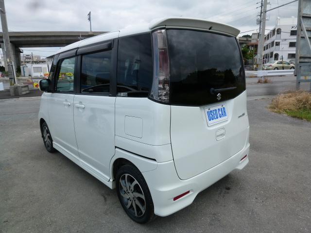 「スズキ」「パレット」「コンパクトカー」「沖縄県」の中古車6