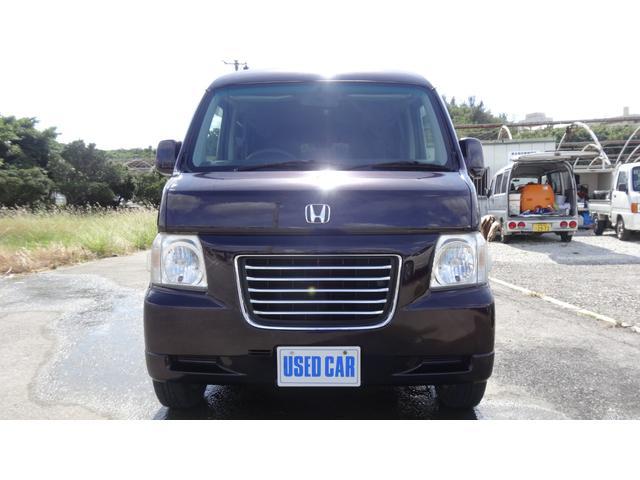 「ホンダ」「バモスホビオ」「コンパクトカー」「沖縄県」の中古車3