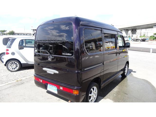 「ホンダ」「バモスホビオ」「コンパクトカー」「沖縄県」の中古車8
