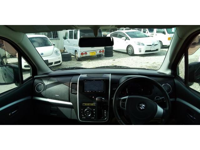 「スズキ」「ワゴンRスティングレー」「コンパクトカー」「沖縄県」の中古車13