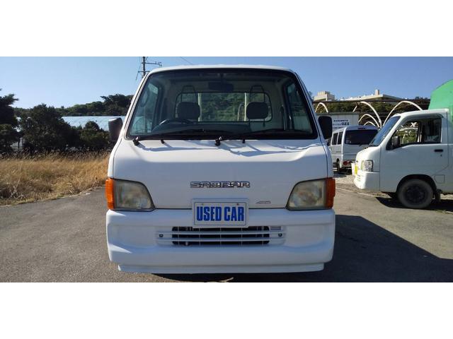 「スバル」「サンバートラック」「トラック」「沖縄県」の中古車3