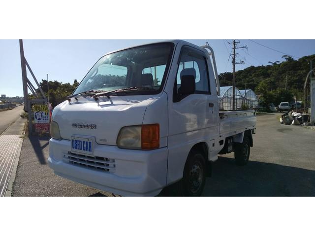 「スバル」「サンバートラック」「トラック」「沖縄県」の中古車4