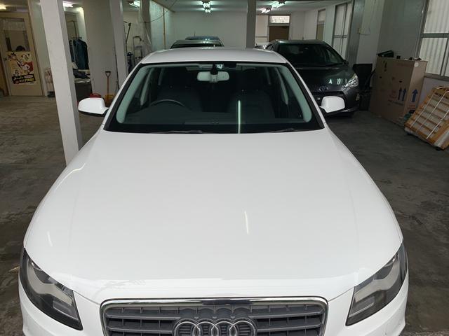 「アウディ」「A4」「セダン」「沖縄県」の中古車16