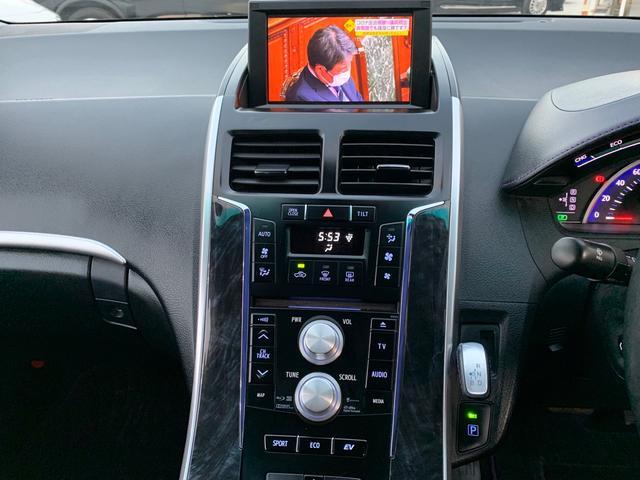 G ヴィオラ 特別仕様車 ナビ フルセグTV モデリスタフルエアロ モデリスタアルミホイル モデリスタフロントグリル トランクスポイラー レザーシート パワーシート シートヒーター バックカメラ ドライブレコーダー(34枚目)