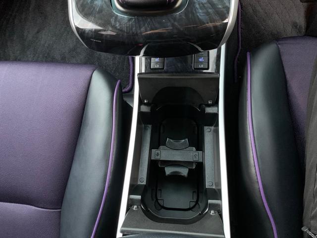 G ヴィオラ 特別仕様車 ナビ フルセグTV モデリスタフルエアロ モデリスタアルミホイル モデリスタフロントグリル トランクスポイラー レザーシート パワーシート シートヒーター バックカメラ ドライブレコーダー(36枚目)