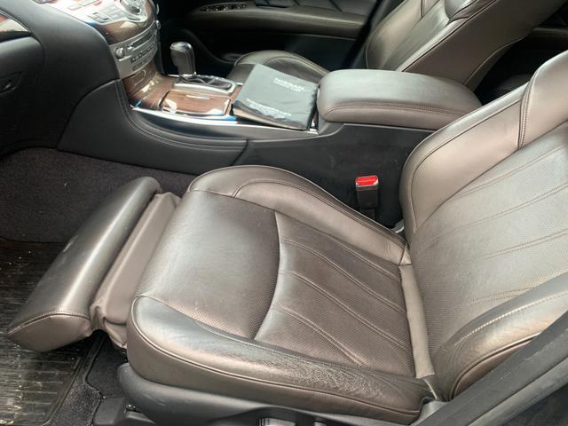 250GT プレミアムインテリアパッケージ 本革シート パワーシート オットマン HDD Bluetooth DVD コーナーセンサー シートヒーター シートクーラー メモリーシート クルーズコントロール(26枚目)