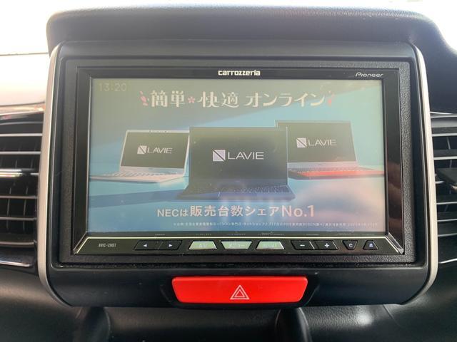 G・Lパッケージ リモコンスターター・スマートキー・プッシュスタート・両側パワースライドドア・ナビ・TV・バックカメラ・Bluetooth・ALPINEフリップダウンモニター・レザー調シートカバー・LEDフォグライト・(17枚目)