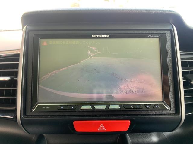 G・Lパッケージ リモコンスターター・スマートキー・プッシュスタート・両側パワースライドドア・ナビ・TV・バックカメラ・Bluetooth・ALPINEフリップダウンモニター・レザー調シートカバー・LEDフォグライト・(18枚目)