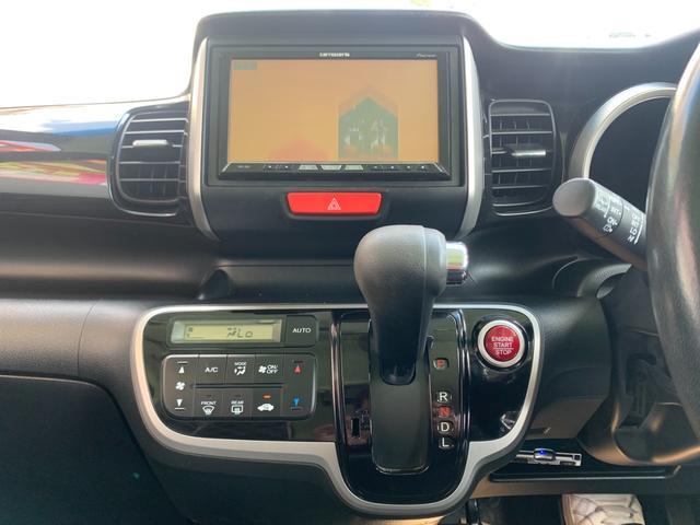 G・Lパッケージ リモコンスターター・スマートキー・プッシュスタート・両側パワースライドドア・ナビ・TV・バックカメラ・Bluetooth・ALPINEフリップダウンモニター・レザー調シートカバー・LEDフォグライト・(19枚目)