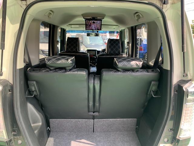 G・Lパッケージ リモコンスターター・スマートキー・プッシュスタート・両側パワースライドドア・ナビ・TV・バックカメラ・Bluetooth・ALPINEフリップダウンモニター・レザー調シートカバー・LEDフォグライト・(22枚目)