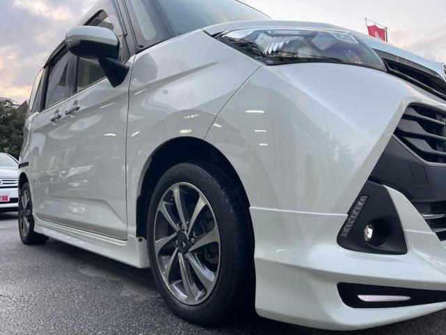 G S 5年保証付♪ モデリスタエアロ&ホイール 大画面フルセグBT 両側電動スライドドア タイヤ4本新品(9枚目)