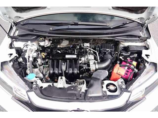 1300CCDOHCエンジン