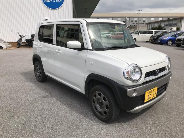 「マツダ」「フレアクロスオーバー」「コンパクトカー」「沖縄県」の中古車3