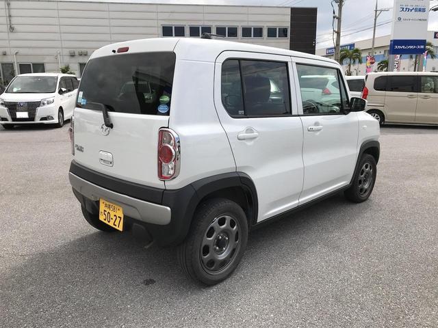 「マツダ」「フレアクロスオーバー」「コンパクトカー」「沖縄県」の中古車5