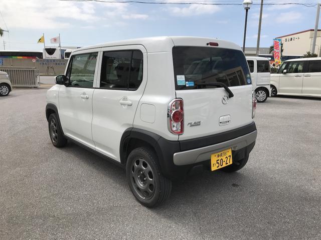 「マツダ」「フレアクロスオーバー」「コンパクトカー」「沖縄県」の中古車7
