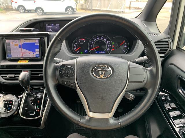 ZS 煌 Toyota Sefety Sence Bi-Beam LEDヘッドランプ 純正16インチアルミホイール エアロパーツ 両側パワースライド ナビ ETC バックカメラ(16枚目)