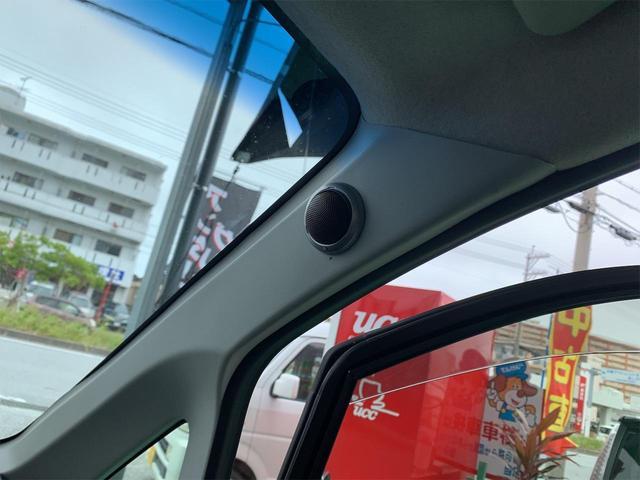 カスタム X プッシュスタート スマートキー アイドリングストップ CD/DVDオーディオ ETC バックカメラ 社外スピーカー カーフィルム(25枚目)