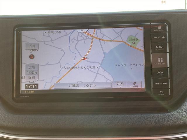 カスタムRS スマートアシスト ★特選車★ 最上級グレード ナビ Bluetooth DVD フルセグTV ステアリングスイッチ バックカメラ ツートンカラー 4WD ターボ(7枚目)