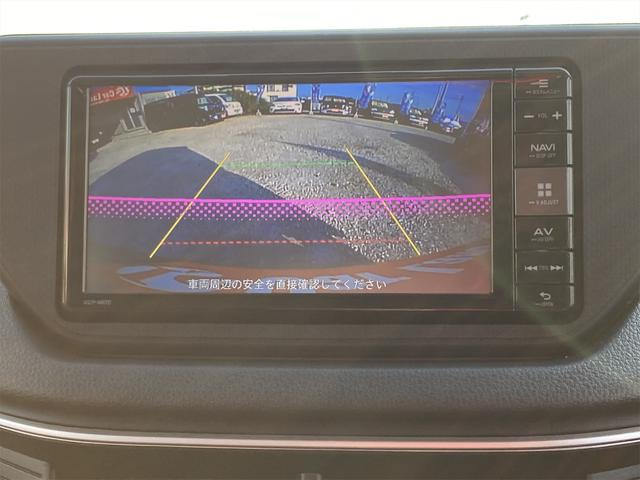 カスタムRS スマートアシスト ★特選車★ 最上級グレード ナビ Bluetooth DVD フルセグTV ステアリングスイッチ バックカメラ ツートンカラー 4WD ターボ(9枚目)