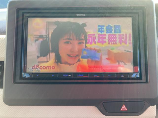 G・Lホンダセンシング ★低走行車★ ナビ フルセグTV DVD ETC Bluetooth バックカメラ USB充電 オプションステッカー(8枚目)