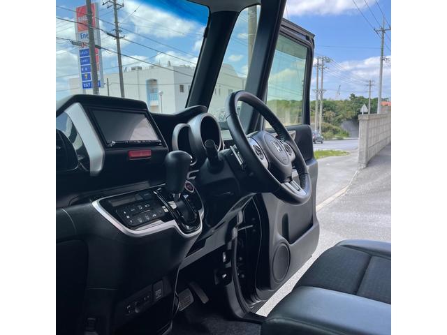 GターボLパッケージ 本土車 地デジTV 両側オートスライドドア オートクルーズ(8枚目)
