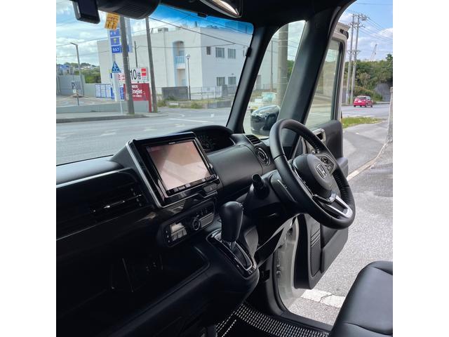 G・Lターボ ホンダセンシング 本土仕入れ ワンオーナー ドライブレコーダー フルセグTV 衝突被害軽減システム(7枚目)