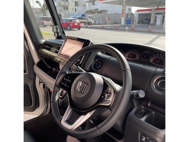 G・Lターボ ホンダセンシング 本土仕入れ ワンオーナー ドライブレコーダー フルセグTV 衝突被害軽減システム(8枚目)