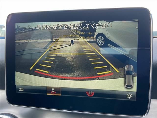 CLA180 シューティングブレーク 純正地デジナビゲーション バックカメラ ETC ドライブレコーダー ガラスルーフ ハーフレザーシート シートメモリー パワーシート パワーバックドア AMGホイール ユーザー買取車両(7枚目)