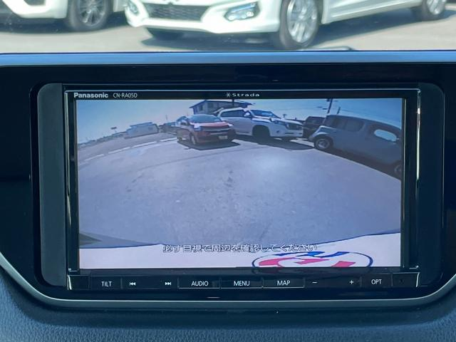X SAIII ワンセグSDナビTV バックカメラ DVD再生可能 衝突軽減ブレーキ スマートキー シートヒーター アイドリングストップ 自社レンタアップ車両(4枚目)