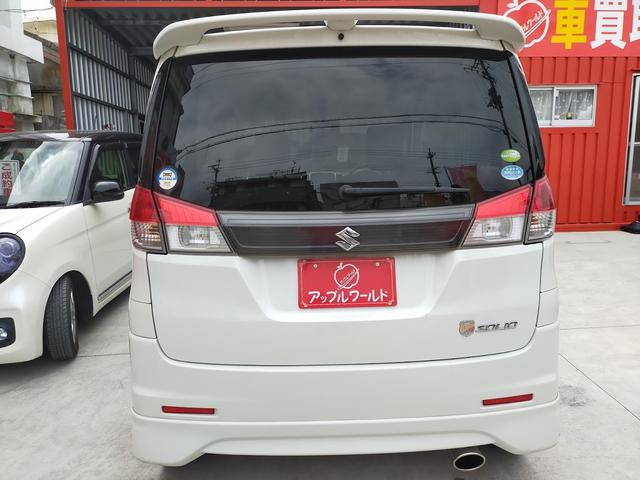 ブラック&ホワイト 超低走行 両側パワースライドドア プッシュスタート HDDナビ ETC シートヒーター(14枚目)