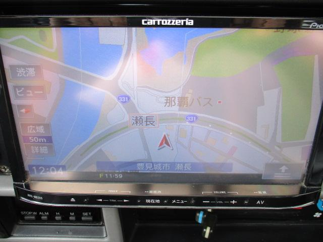 EXターボ ターボ・サンルーフ・ナビ・TV・ETC付き・7人乗り(15枚目)