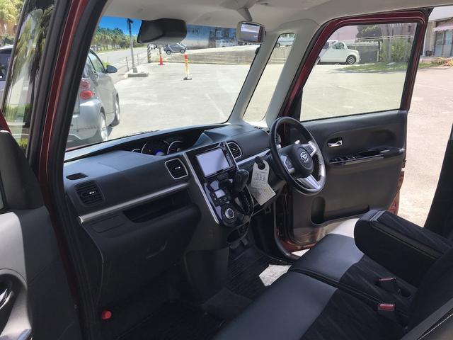 カスタムRS トップエディションSAIII ナビ TV BT 先行車発進お知らせ 衝突警報機能(ブレーキ機能) 車線逸脱警報機能 ハーフレザーシート 両側パワースライドドア バックカメラ シートヒーター 純正アルミホイール 2年保証対象車(19枚目)