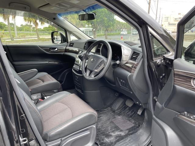 250ハイウェイスターS ナビ CD Bluetooth バックモニター アラウンドビューモニター ドライブレコーダー 左側パワースライド 2年保証対象車(12枚目)