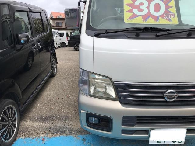 ロングDX ガソリン ルーフキャリア 社外アルミ 4ナンバー登録(3枚目)