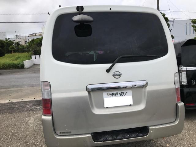 ロングDX ガソリン ルーフキャリア 社外アルミ 4ナンバー登録(8枚目)