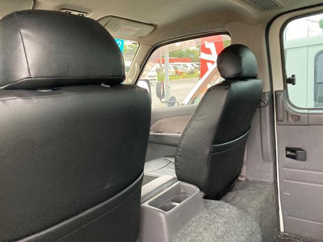 ロングDX ガソリン ルーフキャリア 社外アルミ 4ナンバー登録(16枚目)