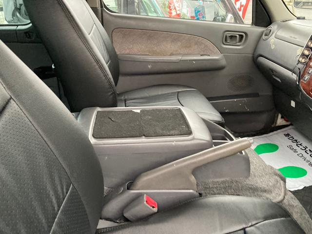 ロングDX ガソリン ルーフキャリア 社外アルミ 4ナンバー登録(24枚目)