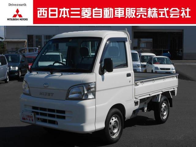 ダイハツ 660 農用スペシャル 3方開 4WD