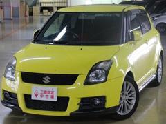 沖縄の中古車 スズキ スイフト 車両価格 49.8万円 リ済別 平成19年 4.4万K イエロー