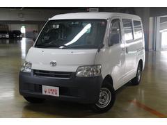 沖縄の中古車 トヨタ ライトエースバン 車両価格 64.8万円 リ済別 平成24年 8.1万K ホワイト