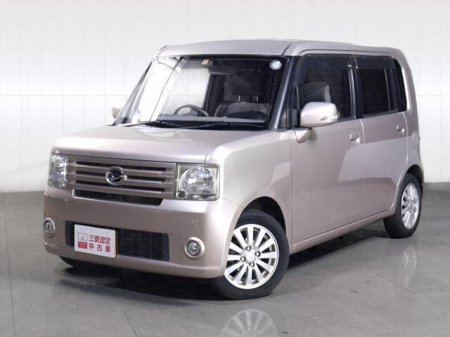 ダイハツ X リミテッド 保証付 運転席電動シート 純正AW