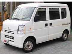 沖縄の中古車 スズキ エブリイ 車両価格 64.8万円 リ済別 平成25年 4.9万K ホワイト
