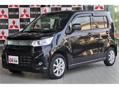 沖縄の中古車 スズキ ワゴンRスティングレー 車両価格 78.9万円 リ済別 平成25年 5.8万K ブラック