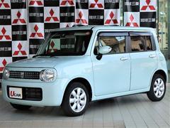 沖縄の中古車 スズキ アルトラパン 車両価格 74.8万円 リ済別 平成24年 3.4万K Lグリーン