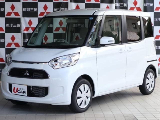 沖縄県の中古車ならeKスペース G デモカーアップ車両