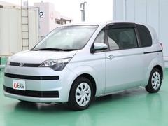 沖縄の中古車 トヨタ スペイド 車両価格 89.8万円 リ済別 平成24年 1.2万K シルバーM