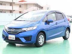 沖縄の中古車 ホンダ フィット 車両価格 85.8万円 リ済別 平成25年 4.6万K ブルーM