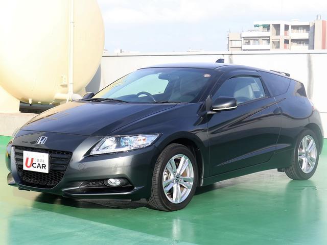沖縄県の中古車ならCR-Z α 内地仕入 1オーナー HDDナビフルセグTV Pシフト