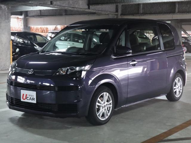 沖縄県の中古車ならスペイド G 内地仕入 純正ナビ フルセグ Bカメラ ETC